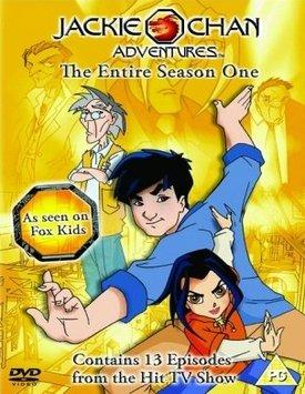Сериал приключения джеки чана на dvd 8д